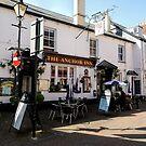 The Anchor Inn at Sidmouth, Devon UK by lynn carter