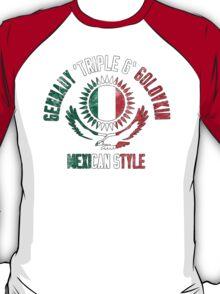 Gennady Golovkin - Mexican Style T-Shirt