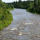 Torch River,Sask.Canada by MaeBelle