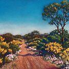 Golden Spring Morning by robynart