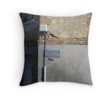 Road from Giverny 5 Throw Pillow