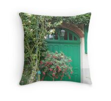Giverny 4 Throw Pillow