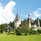 Peles Castle - Romania by adrisimari
