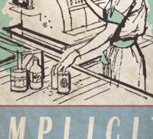 Fallout Super-Duper Mart Sticker