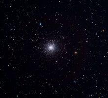 A Famous Globular Cluster by Sylvain Girard