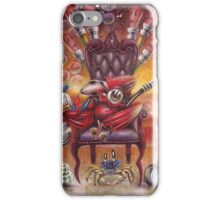 Bubble theory  iPhone Case/Skin