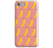 Banana Pattern iPhone Case/Skin