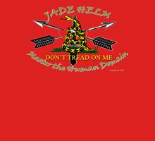 Jade Helm Meets Gadsden   Unisex T-Shirt
