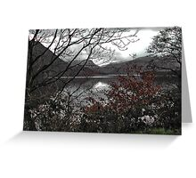 Ullswater Lake, Cumbria Greeting Card