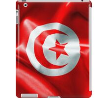 Tunisia Flag iPad Case/Skin