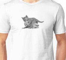 Kittens Wrestling WWK Unisex T-Shirt