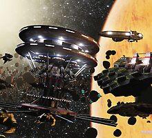 DRSB 12 by Shaun Williams