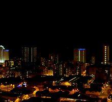 Durban at Night by rubu1304