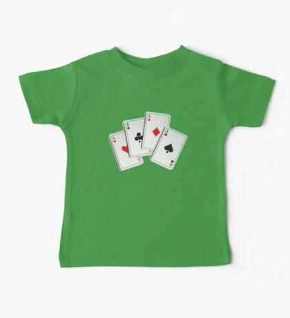 Poker of Aces Baby Tee
