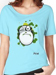 Sick Monkey Women's Relaxed Fit T-Shirt
