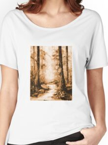 The Magic Forest 1.00 Women's Relaxed Fit T-Shirt