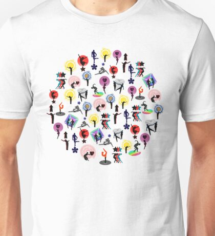lovers and believers - put them in a circle Unisex T-Shirt