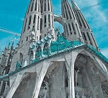 Sagrada Familia by Andre Roberts