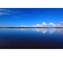 calmness over Chokoloskee Bay Photographic Print