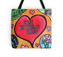 DMB Tribute Tote Bag
