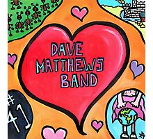 DMB Tribute Photographic Print