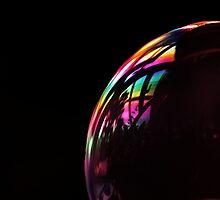 Rainbow Bubble by Daniii