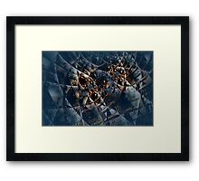 The Wheel of Time Framed Print