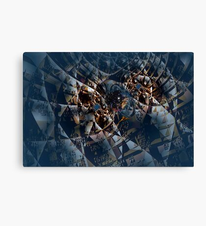 The Wheel of Time Canvas Print