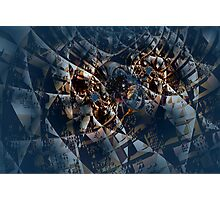 The Wheel of Time Photographic Print