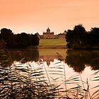 Castle Howard Lake by leephotoofyork