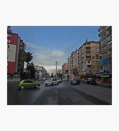 Streetscape Photographic Print