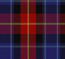 00208 Fife District Tartan  by Detnecs2013