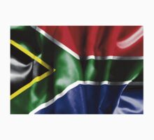 South Africa Flag Kids Clothes