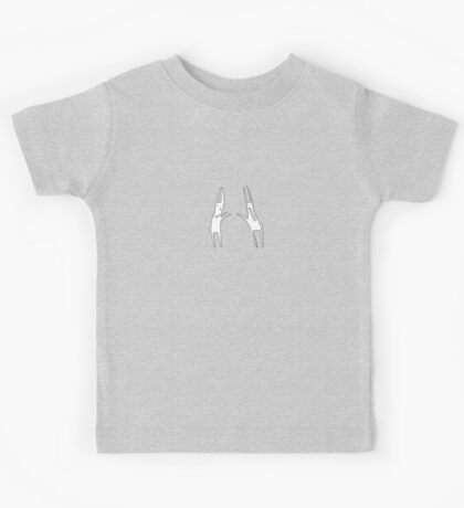 boxing hares Kids Clothes
