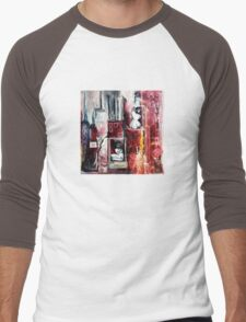 Fully Self-Contained Men's Baseball ¾ T-Shirt