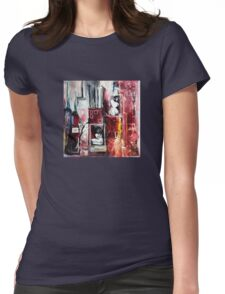 Fully Self-Contained Womens Fitted T-Shirt