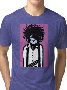 Edward  Tri-blend T-Shirt