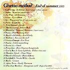 ghetto method end of summer by yorobi