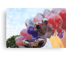 Balloons #1 Metal Print