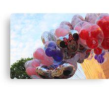 Balloons #1 Canvas Print