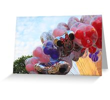 Balloons #1 Greeting Card