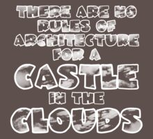 Castle in the Clouds Kids Clothes