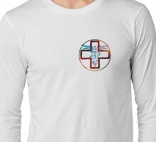 Vet Symbol  Long Sleeve T-Shirt