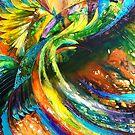 Rainbow Turbulence (Revisited) by degillett
