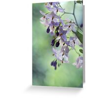 """""""a secret place"""" Greeting Card"""