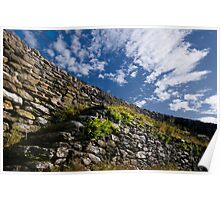 Donegal Sky Poster