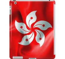 Hong Kong Flag iPad Case/Skin