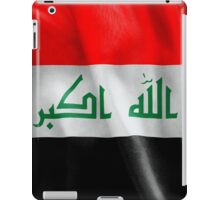 Iraq Flag iPad Case/Skin