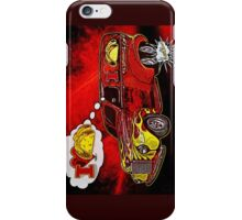 The Taco Wagon Driver's Dream iPhone Case/Skin