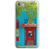 Rice Bowl Chinese Restaurant iPhone Case/Skin
